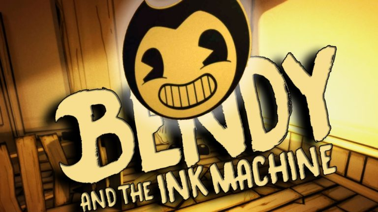 Bendy and the Ink Machine chapter 4 play online